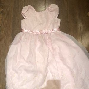 Jona Michelle pink gown